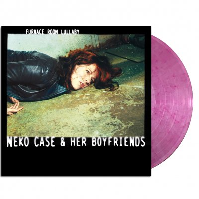 neko-case - Furnace Room Lullaby LP (Coke Bottle Clear/Red Mar