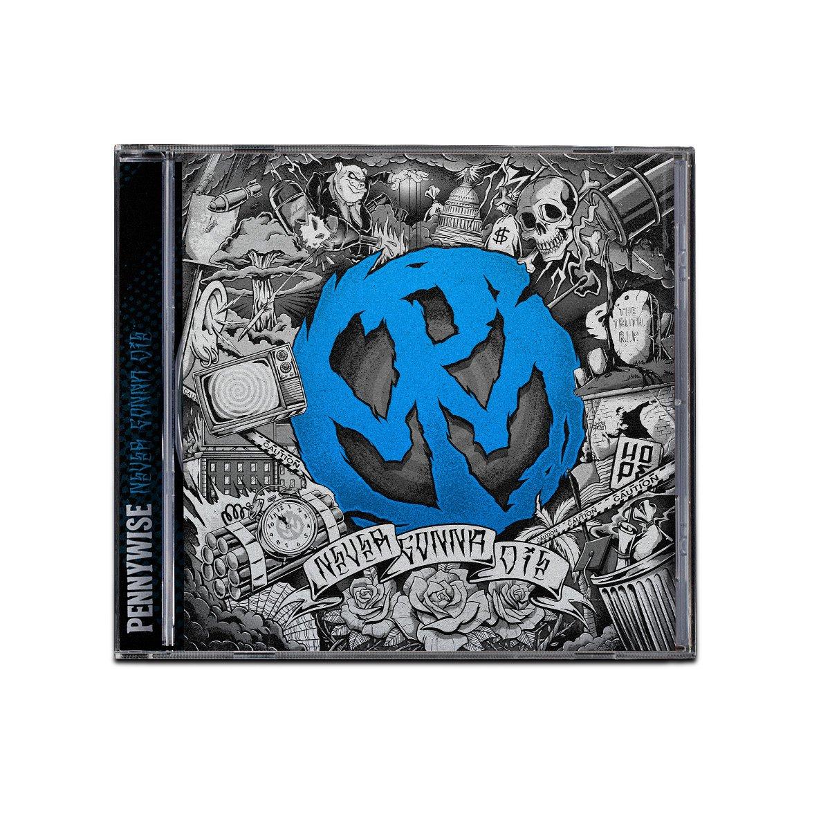 IMAGE | Never Gonna Die CD