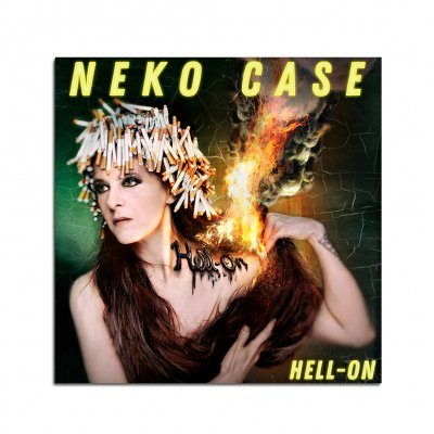 neko-case - Hell-On CD