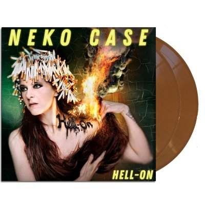neko-case - Hell-On 2xLP (Brown)