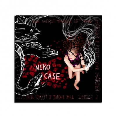 neko-case - The Worse Things Get... Deluxe CD