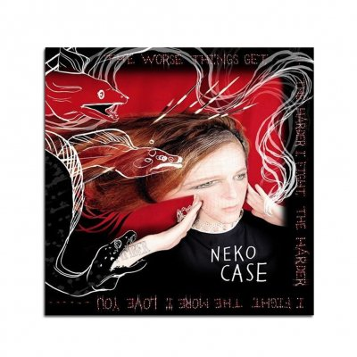 neko-case - The Worse Things Get... - CD