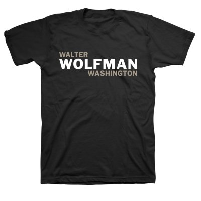 Walter Wolfman Washington - WWW Tee