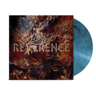 Parkway Drive - Reverence LP (Blue/Black)