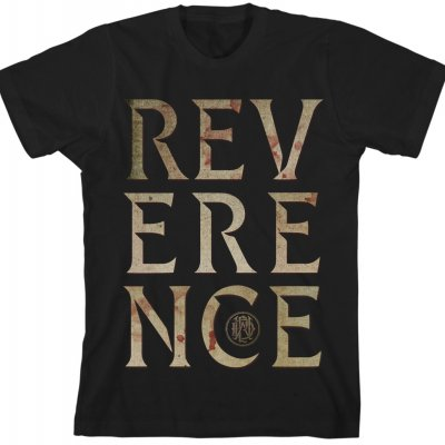 parkway-drive - Reverence Big Letter Tee (Black)
