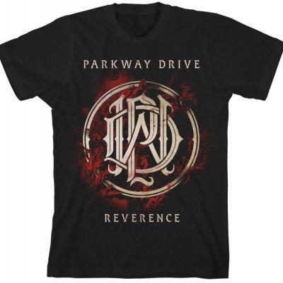 Parkway Drive - Reverence Monogram Tee (Black)