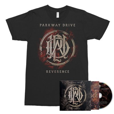 Parkway Drive - Reverence CD + Tee (Black) Bundle