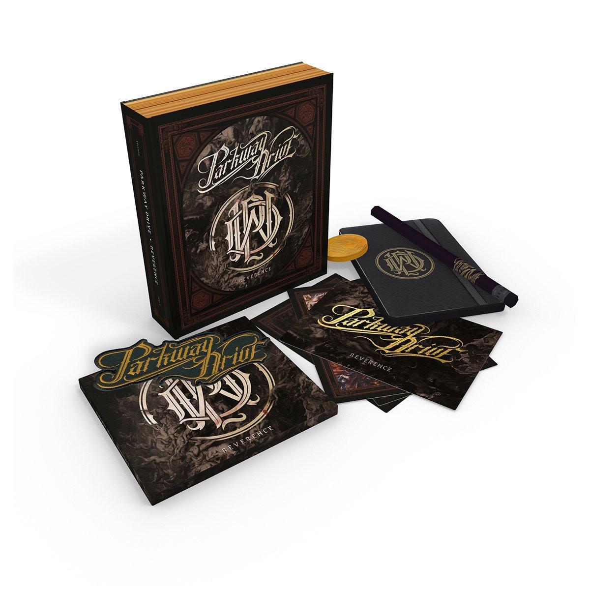 IMAGE | Reverence CD DLX Box Set