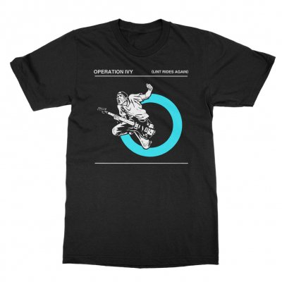 operation-ivy - Lint Rides Again Tee (Black)