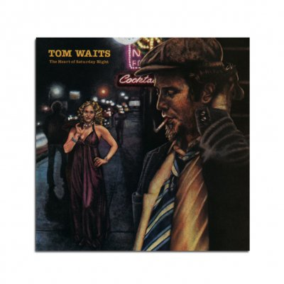Tom Waits - The Heart Of Saturday Night CD (Remastered)