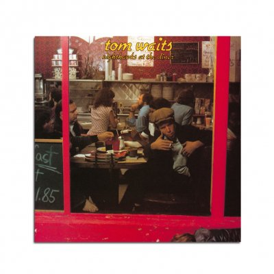 Tom Waits - Nighthawks At The Diner CD (Remastered)
