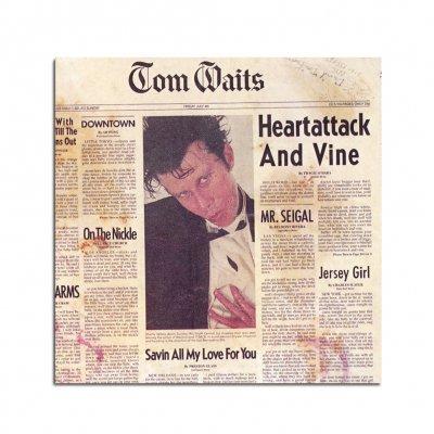 Tom Waits - Heartattack And Vine CD (Remastered)