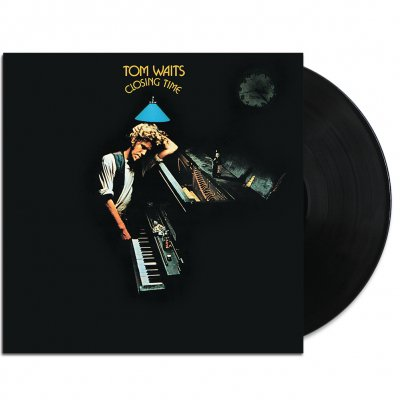 tom-waits - Closing Time LP (180g Remastered)