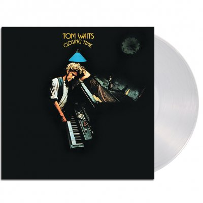 tom-waits - Closing Time LP (180g Clear Remastered)