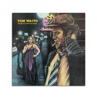 tom-waits - The Heart Of Saturday Night CD (Remastered)