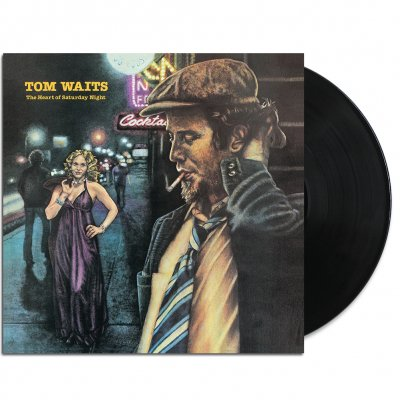 Tom Waits - The Heart Of Saturday Night LP (180g Remastered)