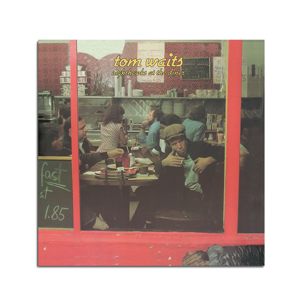 Nighthawks At The Diner CD (Remastered)
