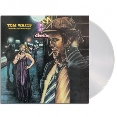 tom-waits - The Heart Of... LP (180g Clear Remastered)