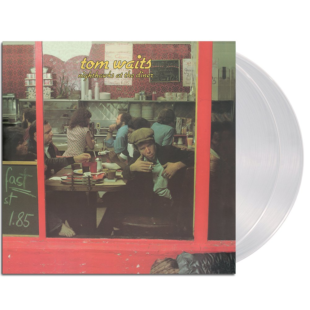 Nighthawks At The Diner 2xLP (180g Clear Remastere