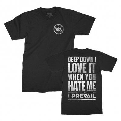 i-prevail - Love/Hate Tee (Black)
