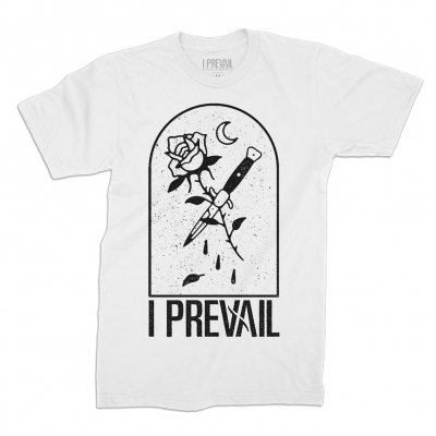 i-prevail - Switchblade Tee (White)