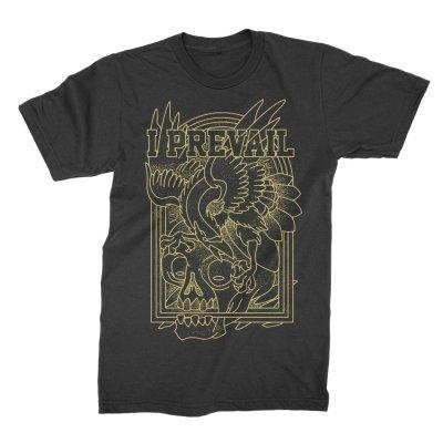 i-prevail - Grasp Tee (Black)