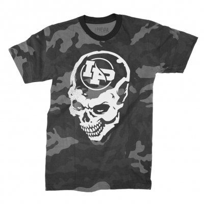 i-prevail - Dome Smash Tee (Night Camo)