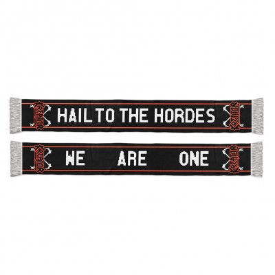 valhalla - Hail To The Hordes Scarf