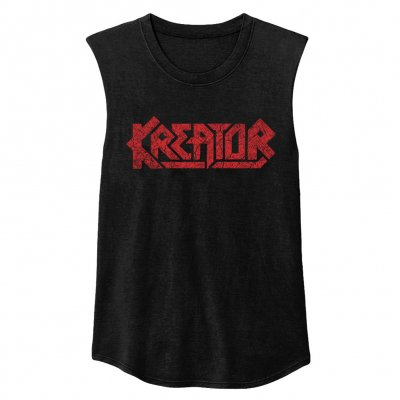 Kreator - Logo Tank Top - Women's (Black)