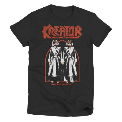 Kreator - Nun T-Shirt - Women's (Black)