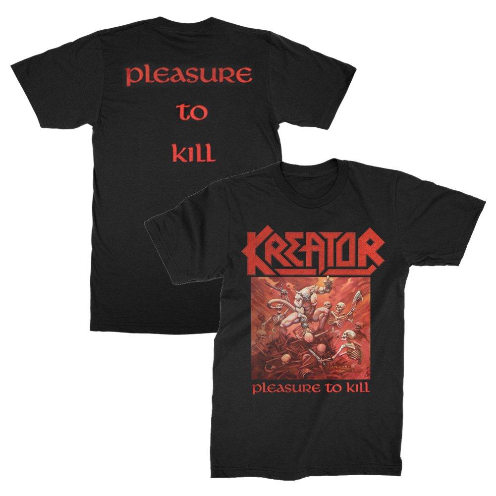 IMAGE | Pleasure To Kill T-Shirt (Tour Version)