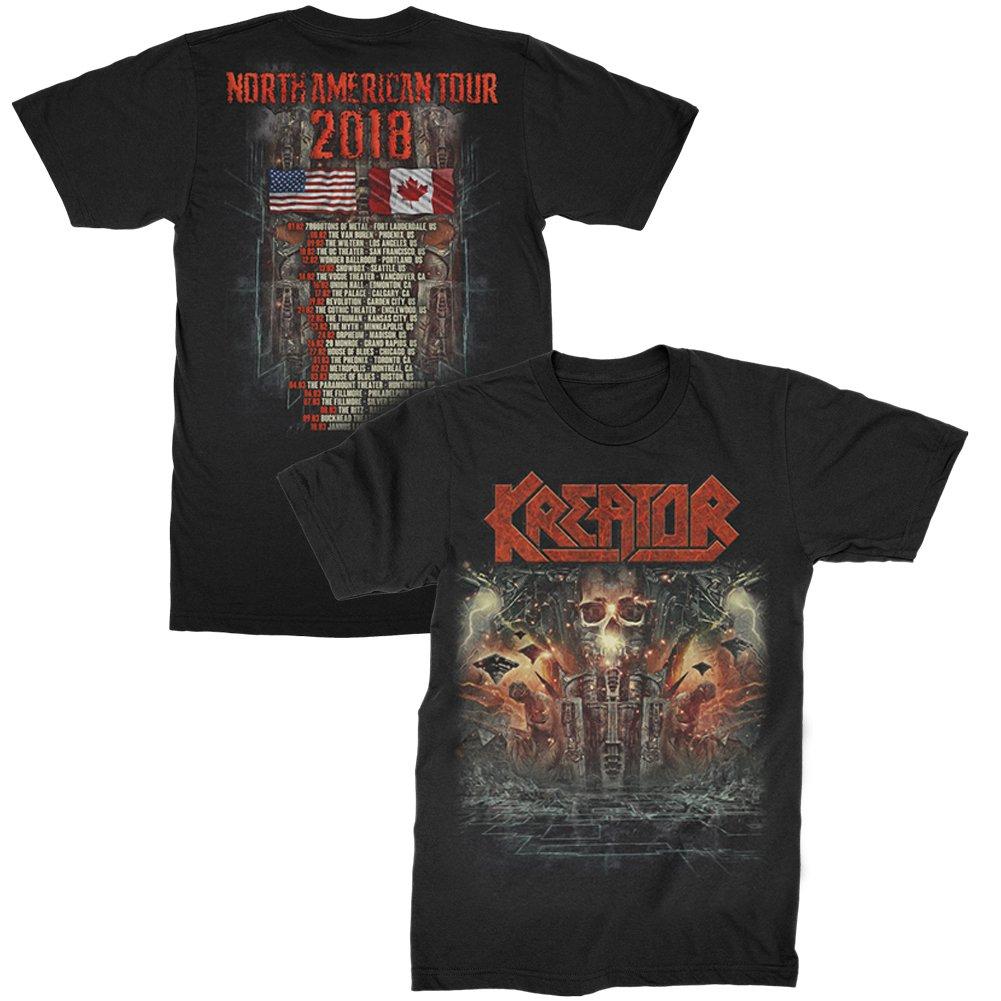 IMAGE   War Machine US Tour T-Shirt (Black)