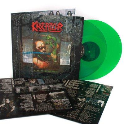 Kreator - Renewal 2xLP (Green)