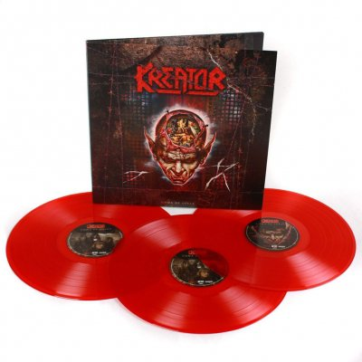 Kreator - Coma Souls 3xLP (Red)