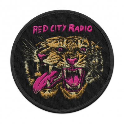 red-city-radio - SkyTigers Patch