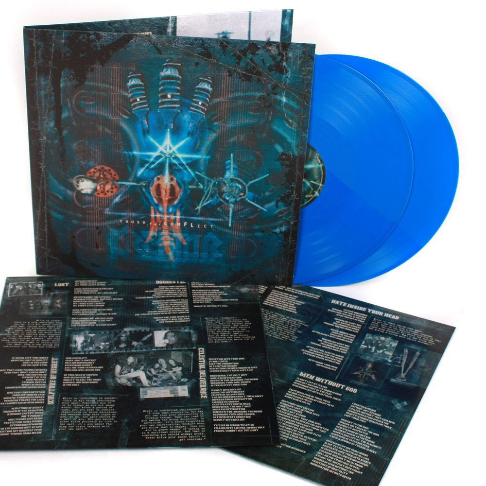 IMAGE | Cause For Conflict 2xLP (Blue)