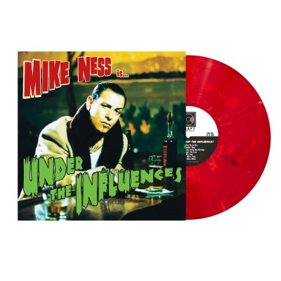 mike-ness - Under The Influences LP (Red Slushie)