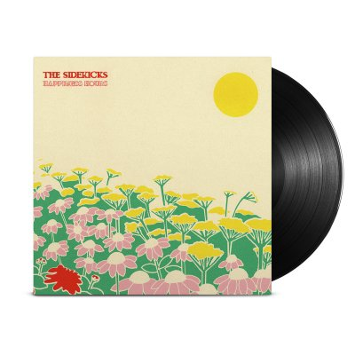 The Sidekicks - Happiness Hours LP (Black)