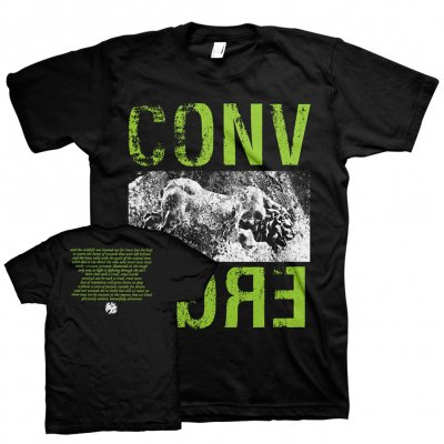 converge - Wildlife Tee (Neon Green/Black)