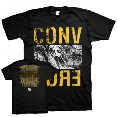 converge - I Can Tell You About Pain Tee (Yellow/Black)