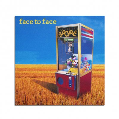 face-to-face - Big Choice CD (Reissue)