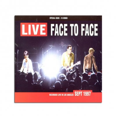 face-to-face - Live CD