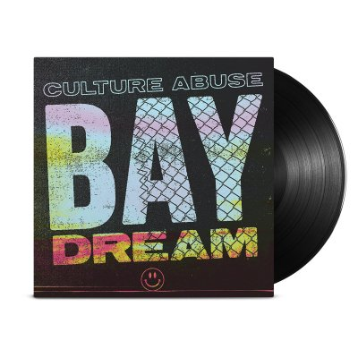 Culture Abuse - Bay Dream LP (Black)