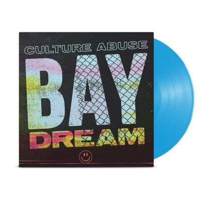 Culture Abuse - Bay Dream LP (Opaque Blue)