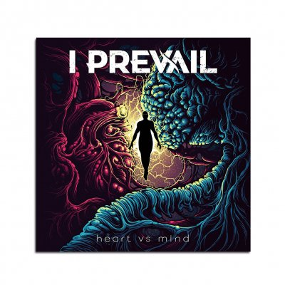 i-prevail - Heart vs. Mind CD