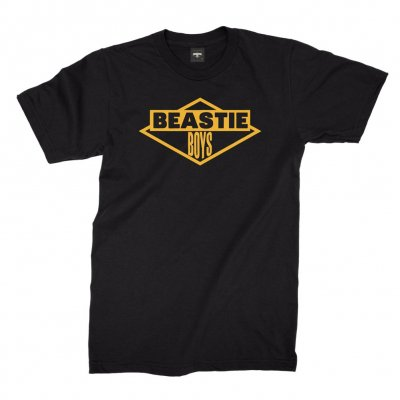 beastie-boys - Logo Tee (Black)