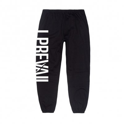 i-prevail - Logo Sweat Pants (Black)