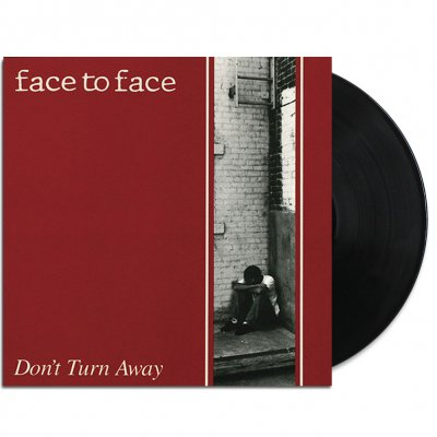 face-to-face - Don't Turn Away (Reissue) LP (Black)