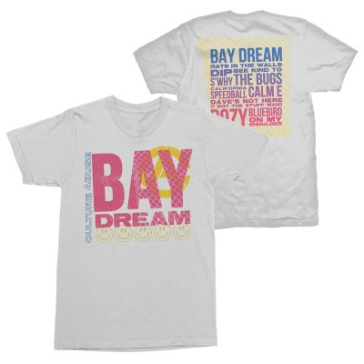 Culture Abuse - Bay Dream Tee (White)