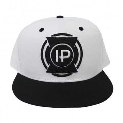 i-prevail - IP Logo Snapback (Black/White)